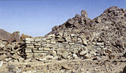 Arheoloski ponalasci kod planine Sinaj.    Sinaj08