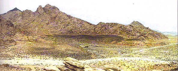 Arheoloski ponalasci kod planine Sinaj.    Sinaj10